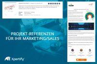 Deutsches Start-up entwickelt weltweit erstes Online-Tool für standardisierte Projektreferenzen