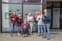 Das Social Media Team von Hephata und Christoph Krachten