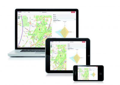 Geomarketing visualisiert das regionale Cross-Channel-Verhalten von Verbrauchern. Agenturen steuern damit Kampagnen exakter aus.