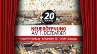 Eröffnung in Hamburg