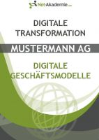Digitale Transformation | Digitale Geschäftsmodelle