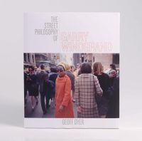 Auch der Katalog Garry Winogrand wurde bei Cantz für die University of Texas Press gedruckt.
