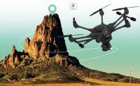 Drohnen z.B. Bauabschnittsverfolgung