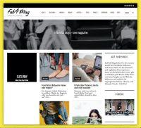 """Fab4Mag.de - """"influenctial blogs - one magazine"""""""