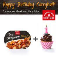 Currykult feiert 1. Geburtstag
