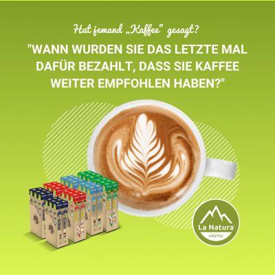 Für Kaffee Empfehlung Geld verdienen