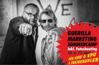 Mehr Umsatz durch die günstigsten und effektivsten Guerillamarketing Tricks. 2 Tage in Kärnten inkl. Fotoshooting für ihr PR-Foto
