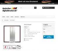 Plakataufsteller - Display - RollUp - Freistehends Plakat