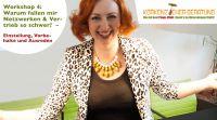 Jasmin Möser, Unternehmensberaterin aus Kassel, spezialisiert auf Unternehmer in Motivationskrisen