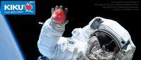 KIKU® - fresh apple emotion für die Astronauten der ISS
