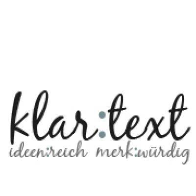 Logo klar:text