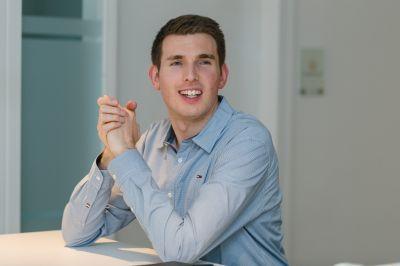 Unternehmer Lars Jordan aus Hamburg