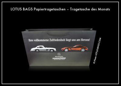 """Tragetasche des Monats """"Autohaus Assenheimer Mulfinger"""""""