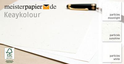 Neben Conqueror, Rives und LakePaper ist sogar Keaykolour bei meisterpapier.de vertreten