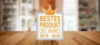 Logo Bestes Produkt des Jahres 2019-2020 Verbraucherwahlen