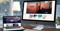 Zur 360°-Kampagne von METZLER : VATER gehört unter anderem das Webspecial www.bmw-festival.de.