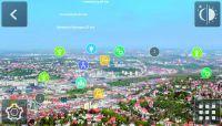 "Die neue App ""Fernsehturm 360 Grad"""
