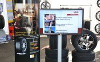 Instore-TV für die Reiff-Kunden in Bad Dürrheim