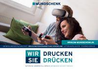 Aktuelles Kampagnenmotiv, MUNDSCHENK Druck+Medien, Geschäftsbereich Druck, Weiterverarbeitung & Veredelung