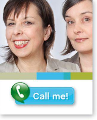 Werbe-Beratung via Skype mit den kreativen Schwestern Christiane und Susanne Wittig.