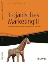 Buchcover Trojanisches Marketing