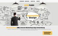 EVERFLASH - Ihr Regensburger Partner für responsive websites (CMS), Webdesign, Suchmaschinenoptimierung (SEO) uvm.