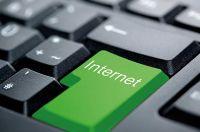 Öko-Netz: Umweltfreundliche Internetseite und E-Mail-Adresse, Foto: Adobe Stock (IckeT)