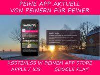 Das Online Magazin Peine APP Aktuell - von Peinern für Peiner kostenlos in deinem APP Store.