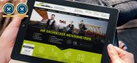 """Die Website www.pilch-dachbau.de erstellt von PRIMA LINE Berlin wurde """"Handwerkerseite des Jahres 2016"""""""