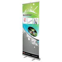 QuickEasy ® 1 85/200 Set - das günstige RollUp Display