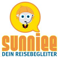 sunniee Logo darf in Verbindung mit dem Produkt genutzt werden