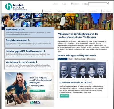 Mitgliedergewinnung und Mitgliederbindung durch Dienstleistung mit Mehrwert, zusammengefasst auf einem Onlineportal