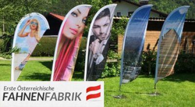 Erste Österreichische Fahnenfabrik - der Experte für Fahnen und Flaggen