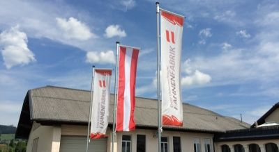Die Erste Österreichische Fahnenfabrik - Ihr Spezialist für Fahnen und Flaggen