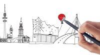 Whiteboard Animation Videos aus Hamburg