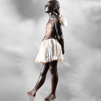 Die Kleine Vierzehnjährige Tänzerin nach Edgar Degas