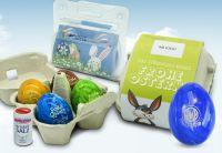 Ostereier mit Logo - individuelle Logo-Eier zu Ostern