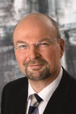 Der Waiblinger Medienunternehmer Heinz Wurzel