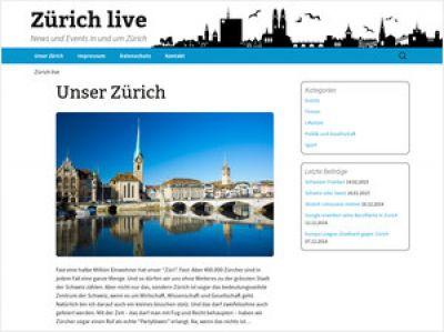 Zürich bietet sehenswerte Locations