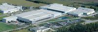 Firmenansicht: Im Jahr 2008 erfolgte eine Investition in Höhe von 18 Mio. € mit der Erweiterung auf 30.000 m².