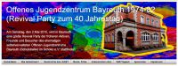 Revival-Party des Offenen Jugendzentrums Bayreuth