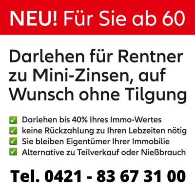 Allianz BestAger Darlehen - Tel. 0421-83673100