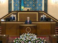 Botschaft von Präsident Kassym-Schomart Tokajew an das Volk Kasachstans. REALISMUS DER MEINUNGEN