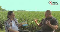 Szene aus dem Videointerview mit dem Autor Heiko Schrang. Bild: ExtremNews