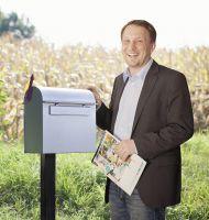 Thomas Kolbe ist stolz auf seine Briefkastenfirma