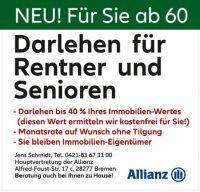 Darlehen für Rentner - OHNE Rückzahlung zu Lebzeiten