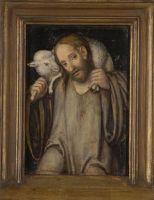 © Bild: www.tag-des-herrn.de CC - Lucas Cranach d. J. - Christus als guter Hirte
