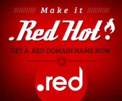 Red-Domains: Auf englisch stehen sie für rot, auf spanisch für das Netz und das Internet