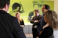 Jana Bogatz von Parship im Gespräch mit Prof. Dr. Dominik Pietzcker