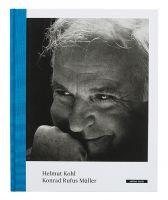"""Der Bildband """"Helmut Kohl - Konrad Rufus Müller"""" ist in der Edition Cantz erschienen"""